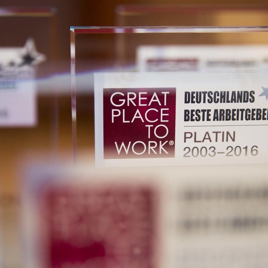 mindsquare gehört zu den Top10-Arbeitgebern in Deutschland