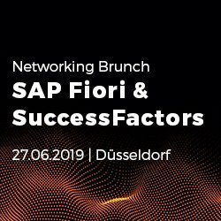 Unser Networking Brunch zum Thema SAP Fiori & SuccessFactors