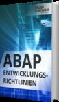 Unser E-Book zu den ABAP Entwicklungsrichtlinien