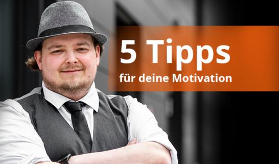 Motivationstipps
