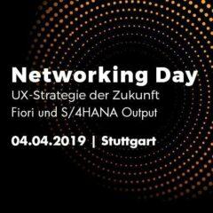 Unser Networking Day zum Thema UX-Strategie der Zukunft