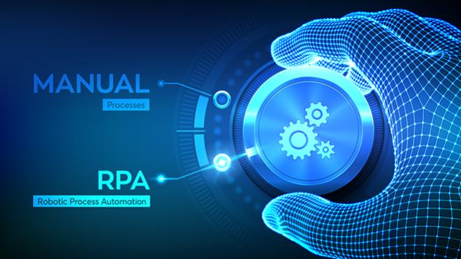 Automatisierung durch RPA