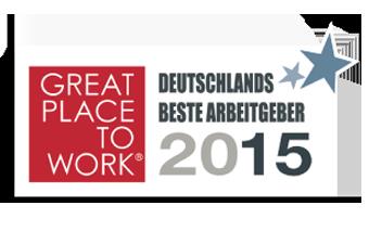 Deutschlands Beste Arbeitgeber 2015 - Mindsquare