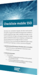 Unsere Checkliste: mobile Single Sign-On