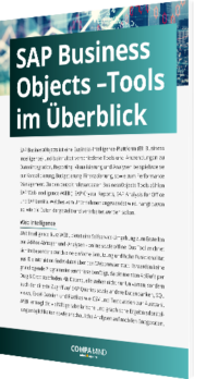 Unser Whitepaper zu SAP BusinessObjects – Tools im Überblick