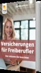 Unser E-Book zum Thema Versicherungen für Freiberufler