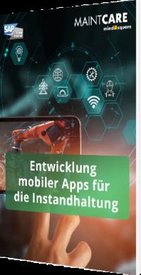 Unser Whitepaper zur Entwicklung mobiler Apps für die Instandhaltung