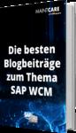 Unser E-Book mit den besten Blogbeiträgen zum Thema SAP WCM