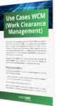 Unser Whitepaper zu den Use Cases WCM (Work Clearance Management)