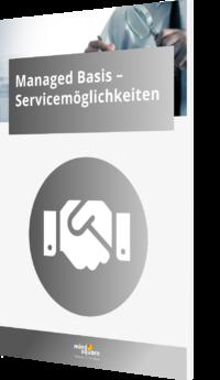 Unser Whitepaper zum Thema Managed Basis - Servicemöglichkeiten