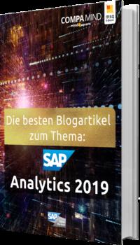 Unser E-Book zu den besten Blogartikeln zum Thema SAP Analytics 2019