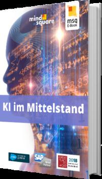 Unser E-Book zum Thema KI im Mittelstand