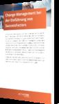 Change Management bei der Einführung von SuccessFactors