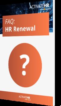 FAQ HR Renewal