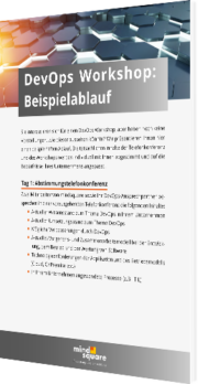 Unser Whitepaper zum DevOps Workshop