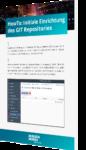 Unser HowTo: Initiale Einrichtung des GIT Repositories