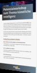 Unser Whitepaper zum Potenzialworkshop zum Thema künstliche Intelligenz