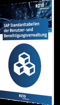 SAP Standardtabellen