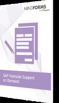 SAP Formular Support on Demand