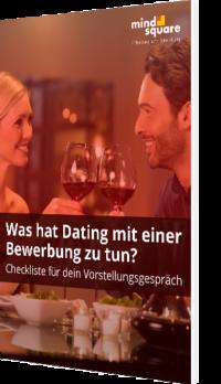 Was hat Dating mit einer Bewerbung zu tun?