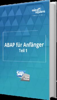ABAP für Anfänger Teil 1