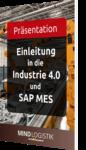 Einleitung in die Industrie 4.0 und SAP MES
