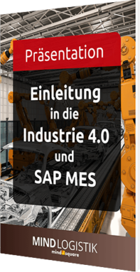 Industrie 4.0 mit SAP MES