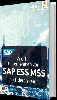 Unser E-Book zum Thema Wie Ihr Unternehmen von SAP ESS MSS profitieren kann