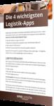 Unser Whitepaper zum Thema Die 4 wichtigsten Logistik Apps