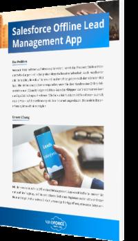 Unser Whitepaper zum Thema Salesforce Online Lead Management App
