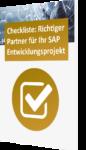 Partner für SAP Entwicklungsprojekte