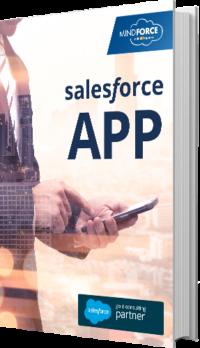 Unser E-Book zum Thema Salesforce App