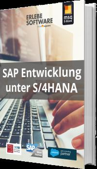 SAP Entwicklung unter S4HANA