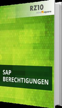 Unser E-Book zum Thema SAP Berechtigungen