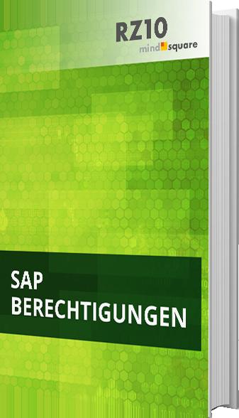 E-Book SAP Berechtigungen