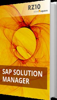 Unser E-Book zum Thema SAP Solution Manager