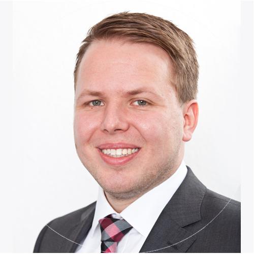 Fachbereichsleiter Daniel Knapp