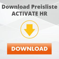 Download Preisliste ACTIVATE HR-01