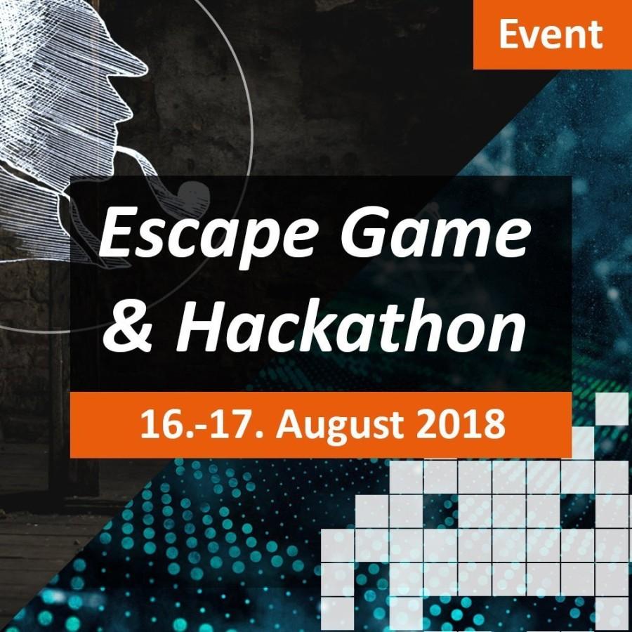 Escape Game & Hackathon Event auf Schloss Beichlingen bei Erfurt