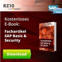 Fachartikel SAP Basis und Security-E-Book