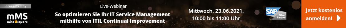 So optimieren Sie Ihr IT Service Management mithilfe von ITIL Continual Improvement