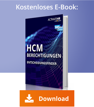 Hcm Berechtiungen Bedeutung Und Einführung