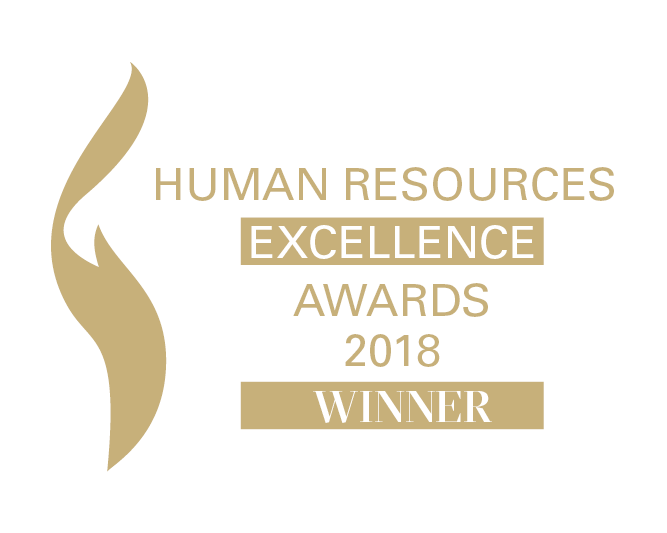 Human Resources Excellence Awards 2018 - Winner