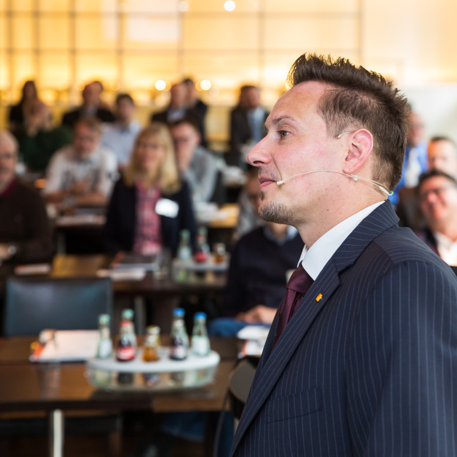 Executive Networking Event zu Digitalisierungsstrategien