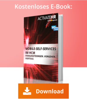 Mobile-self-services im HCM