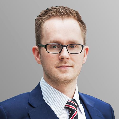 Fachbereichsleiter Lars Czerwonka