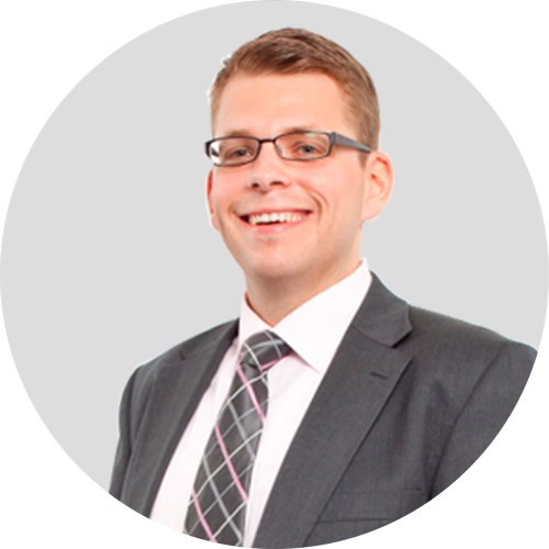 Fachbereichsleiter Alexander Graf