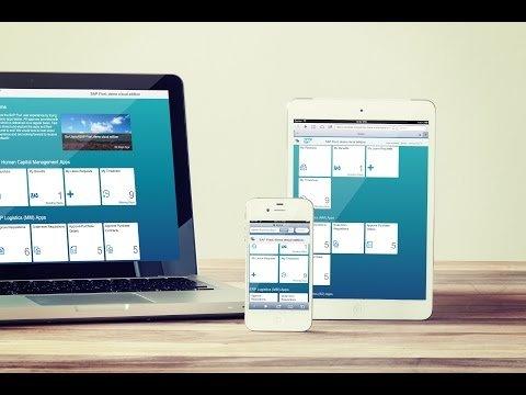 SAP Mobile.
