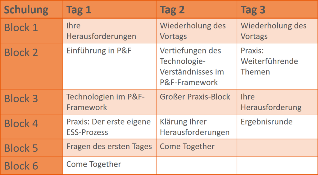 SAP Processes and Forms Schulung