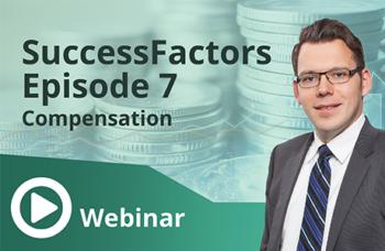 Unser Webinar zum Thema SuccessFactors Episode 7